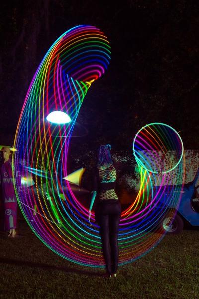 LED Flow