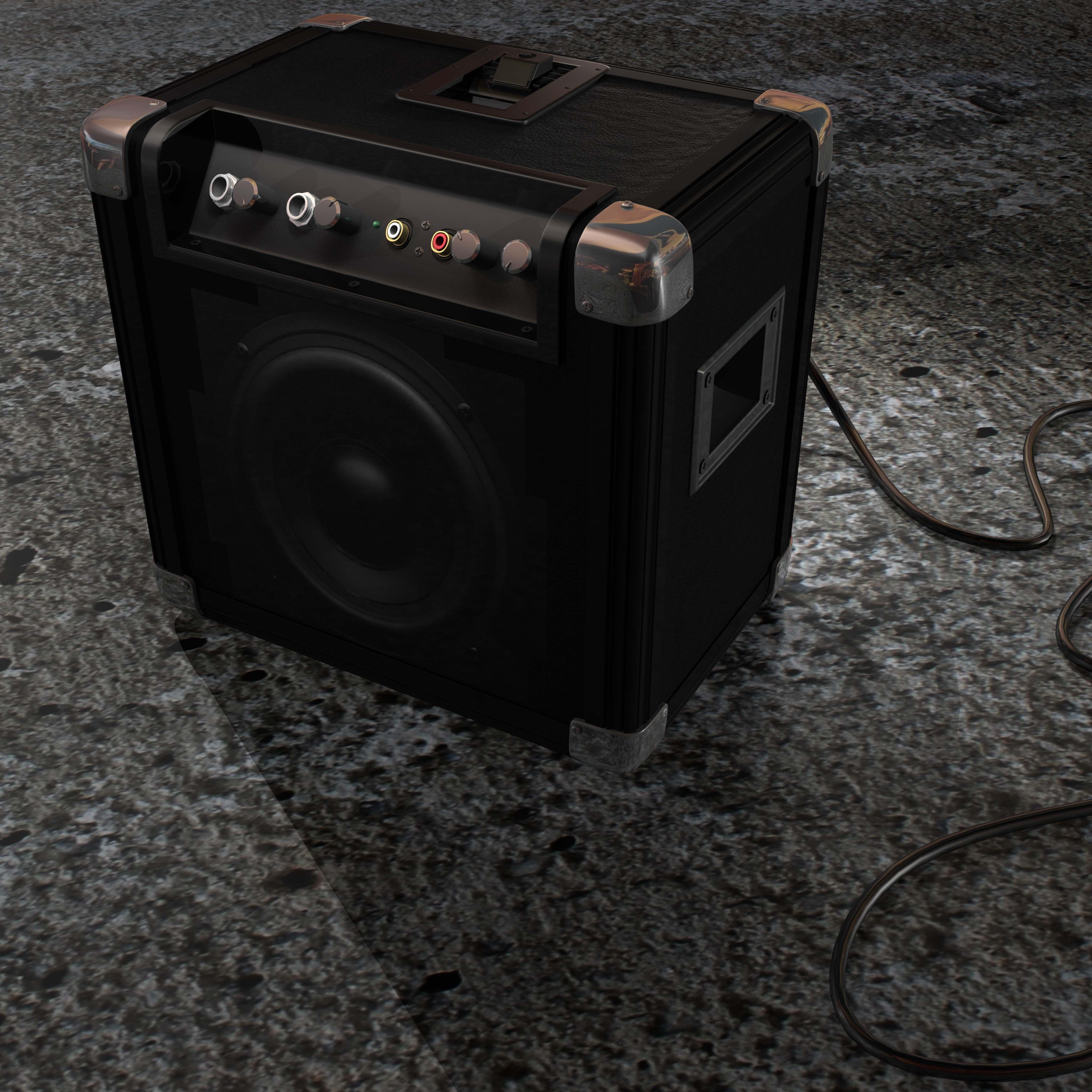 AMP Rendition
