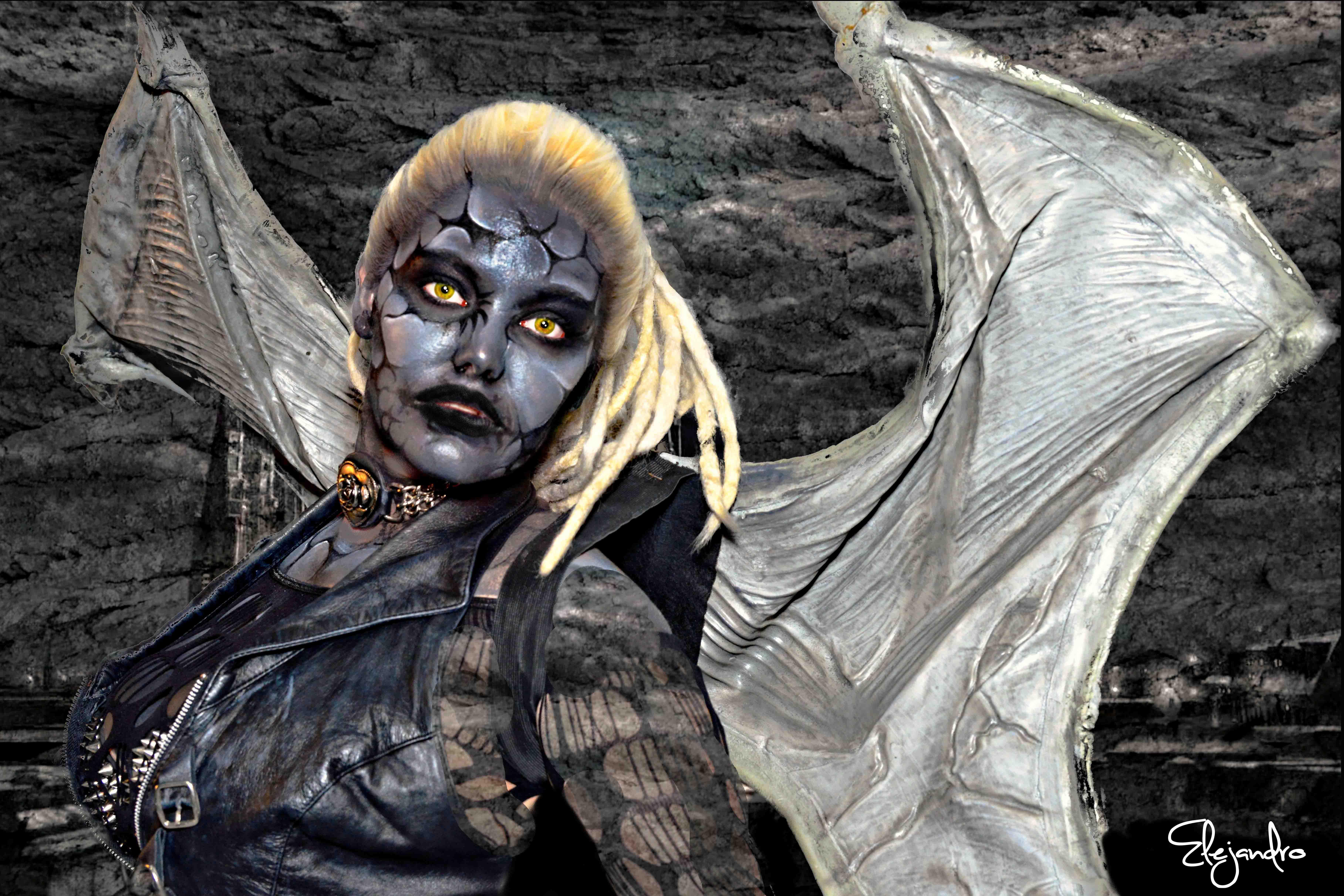 Gargoyle Goddess