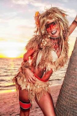 Tribal Wombyn