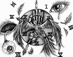 "11x14"" 2013 Clockwork"