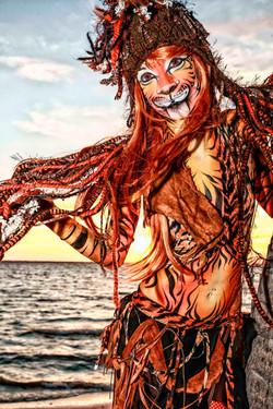 Tigress Goddess