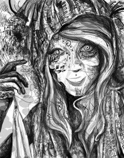 Fantasia Digital Drawing '16
