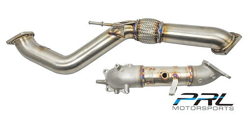 2018+ Honda Accord 1.5T Race Downpipe & Front Pipe Combo Upgrade