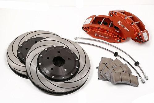 Ksport 16 Inch Procomp Rear Big Brake Kit