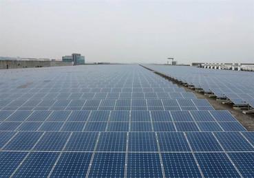 中科太陽能廠