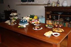 High Tea made by Cabolicious