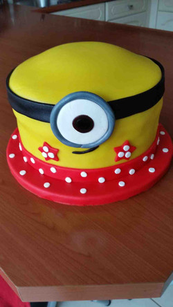 Minion made by Cabolcious