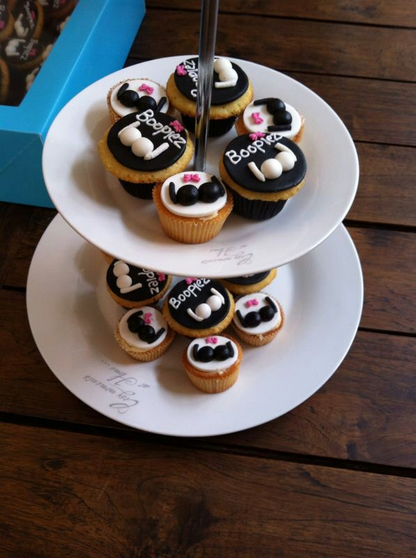 Baileys Cupcakes made by Cabolicious