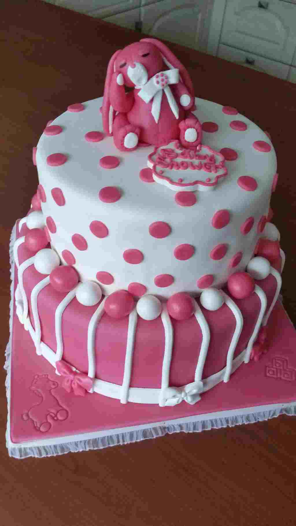 Babyshower Taart made by Cabolicious