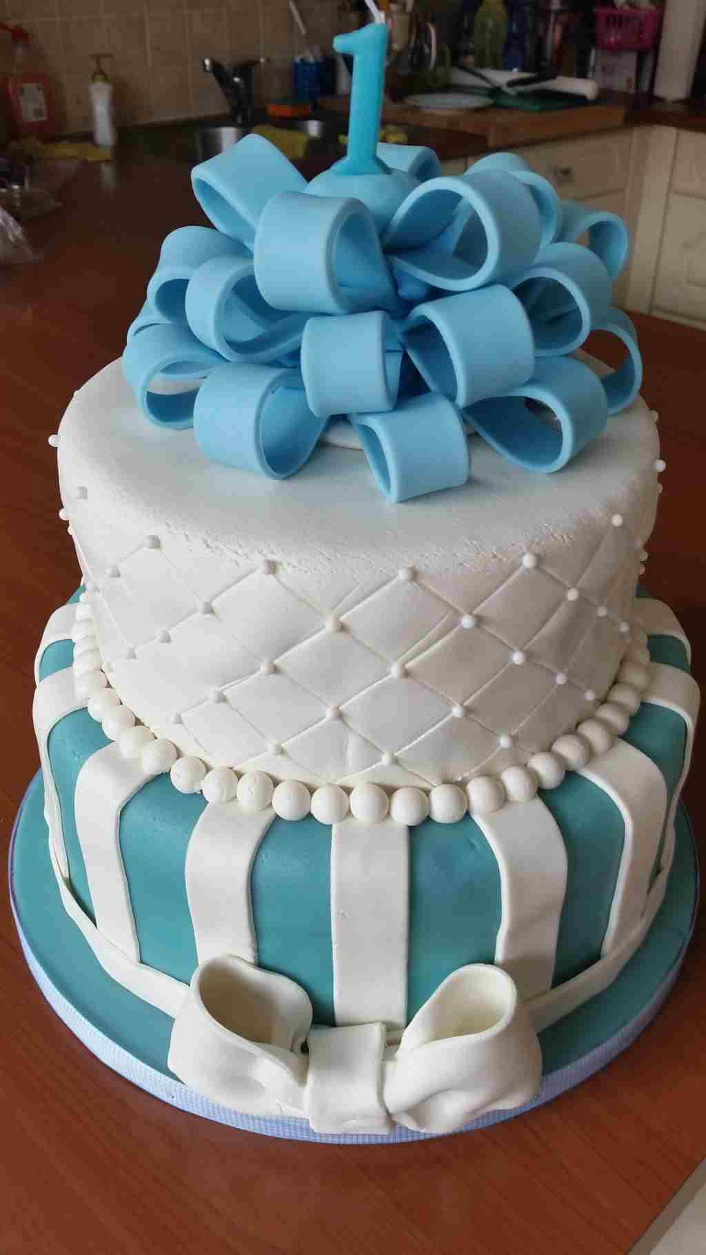 Verjaardagstaart made by Cabolicious