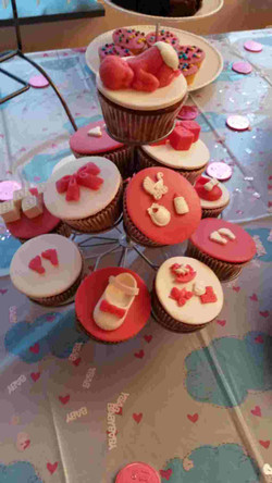 Cupcakes made by Cabolcious
