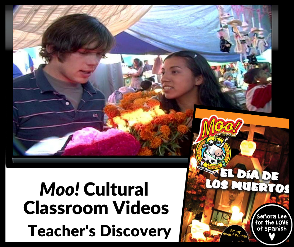 Spanish Day of the Dead Video