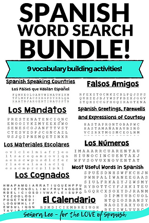 Engaging Spanish Activities and Resources for Spanish Class