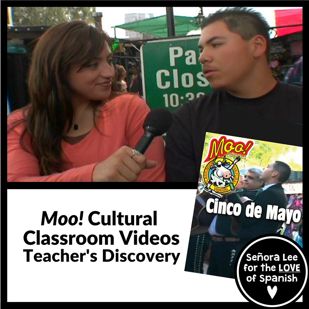 Moo Cinco de Mayo video