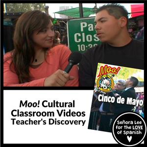 Moo Cinco de Mayo video