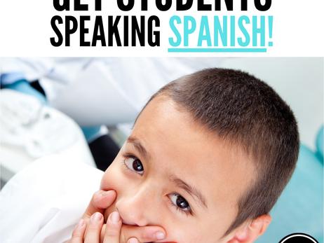 Get Students Speaking Spanish