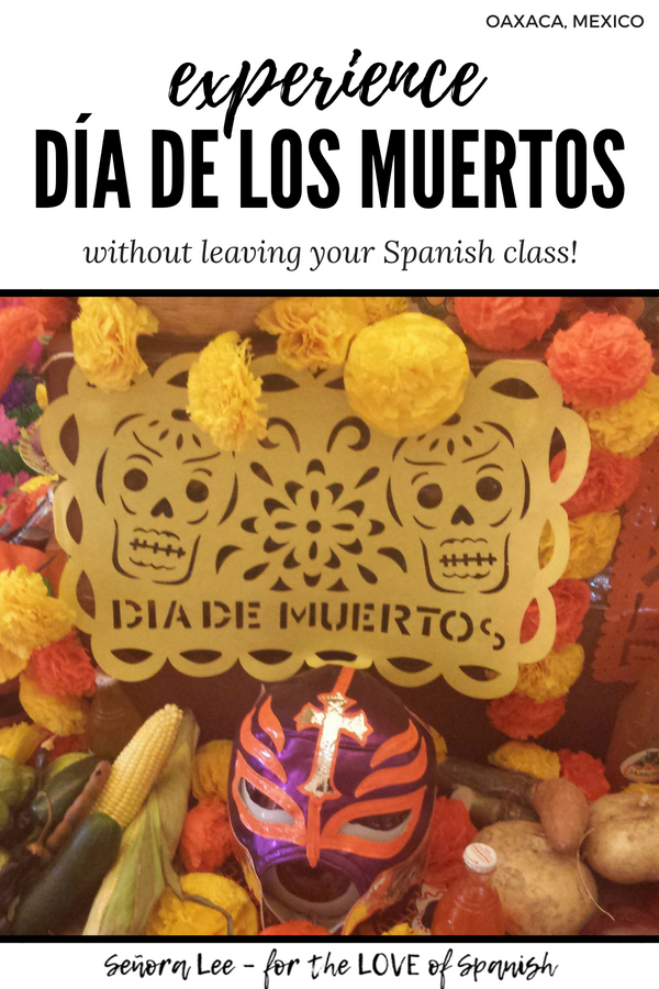 spanish day of the dead activities