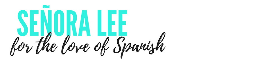 Senora Lee -for the love of Spanish