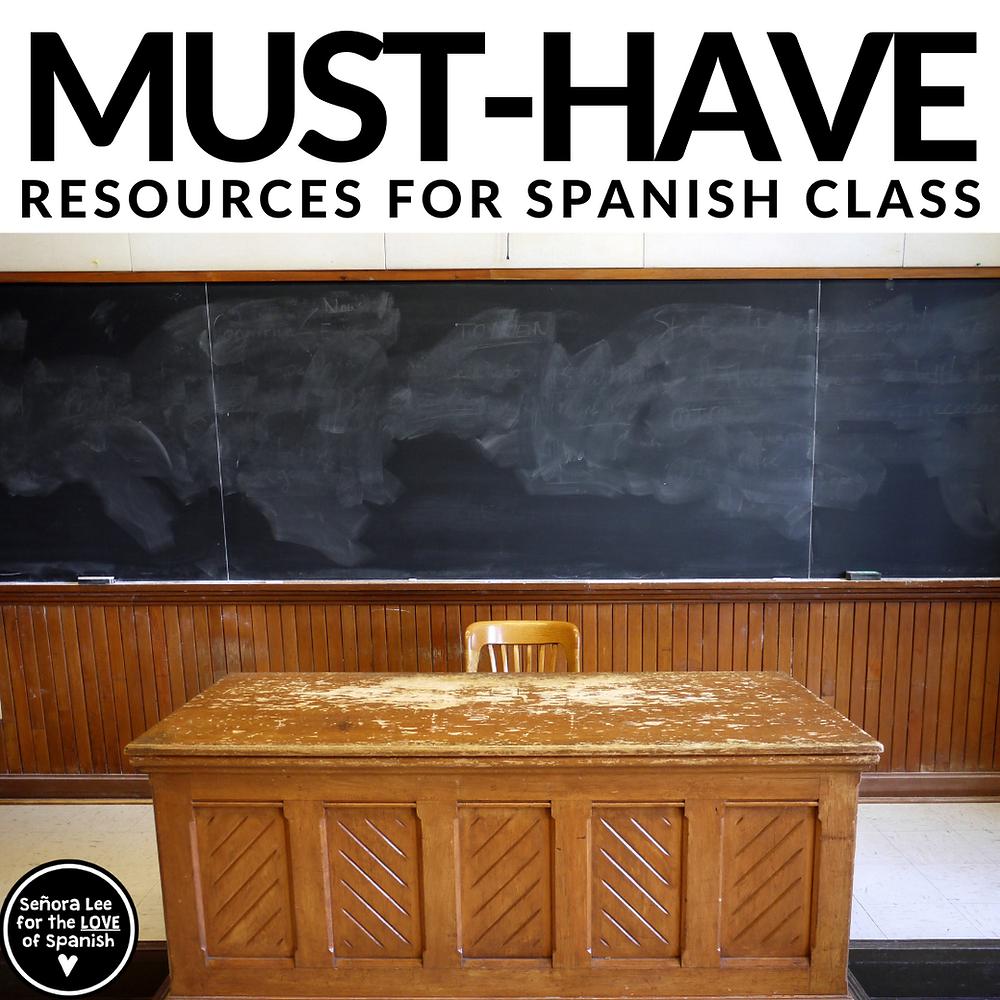 Teaching Spanish Resources