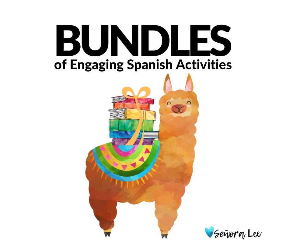 Engaging Spanish Activities