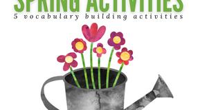 Spanish Spring Activities