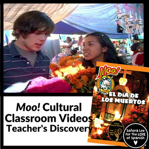 moo day of the dead video
