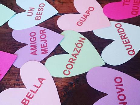 Spanish Valentine's Day Ideas