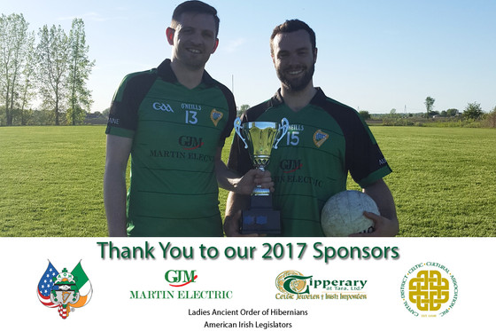 Thank You to Our 2017 Sponsors