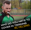 Rebels Player Poll: Who Do You Hate to Cover at Training?