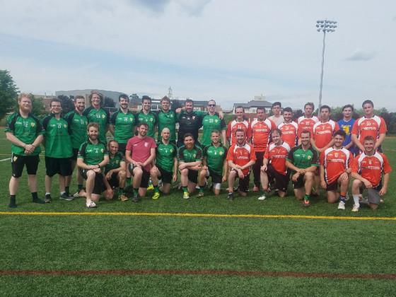 Rebels Win Big in New York Cup Opener