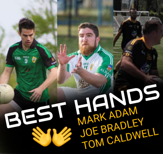 Rebels Player Poll: Best Hands