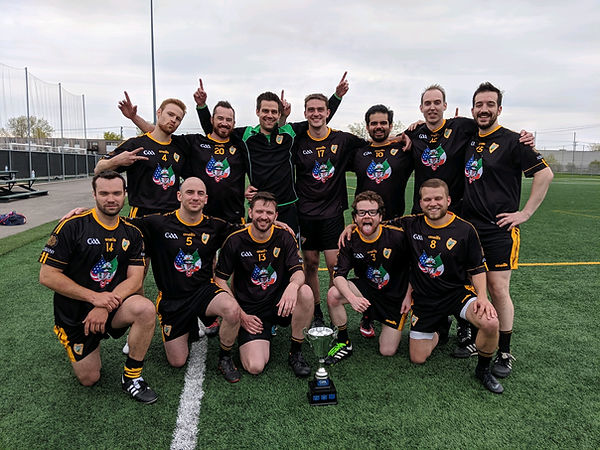 Albany Rebels win 2019 Montreal Tourname