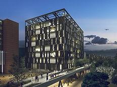 Edificio de ciencias EAFIT