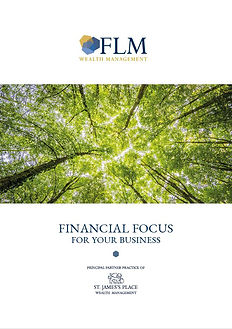 Financal Focus for your business
