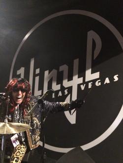 Jef in Las Vegas @ Vinyl