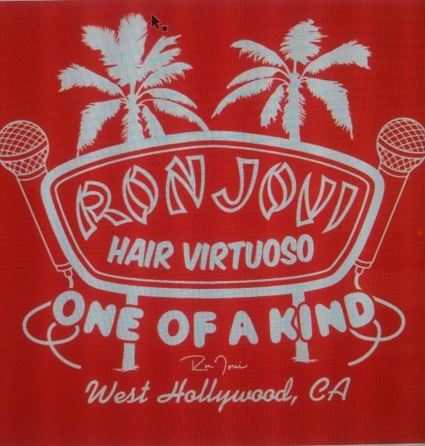 Ron Jovi Shirts