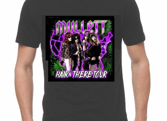 Hair N There Tour T-shirt (Black)