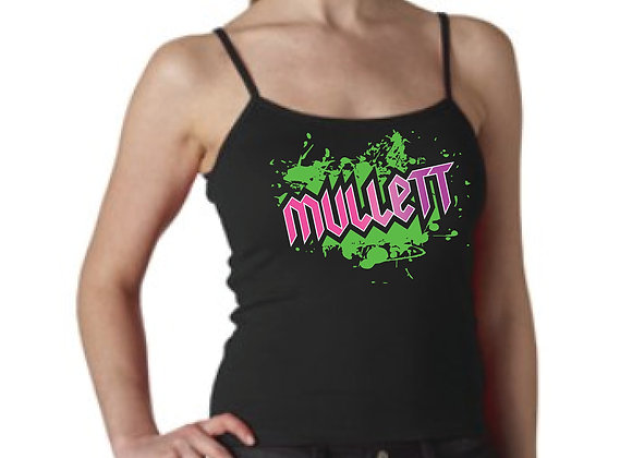 Women's Mullett Shirt (Black)