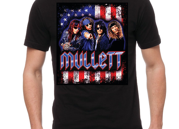 Mullett Flag T-shirt