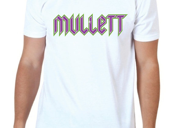 Mullett T-shirt (White)