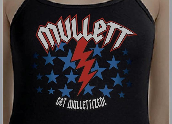 Women's Mullettized Shirt (Black)