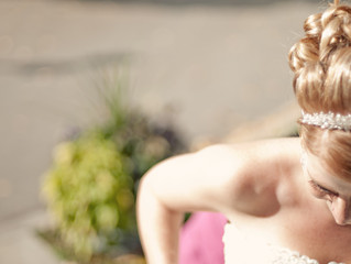 GREAT BRIDAL HAIR DOESN'T HAPPEN BY CHANCE
