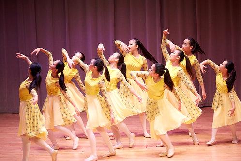 Advanced Ballet
