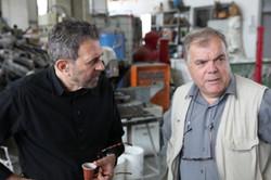 Grisha Bruskin ed Enrico Salvadori.JPG