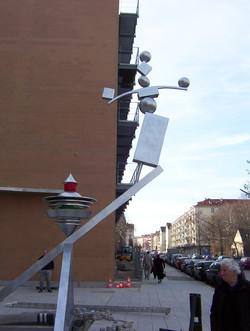 Ilya Kabakov - Shining Circus - Installazione a Monaco di Baviera (DE) (1).JPG