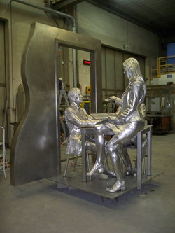 Fusioni in acciaio inox