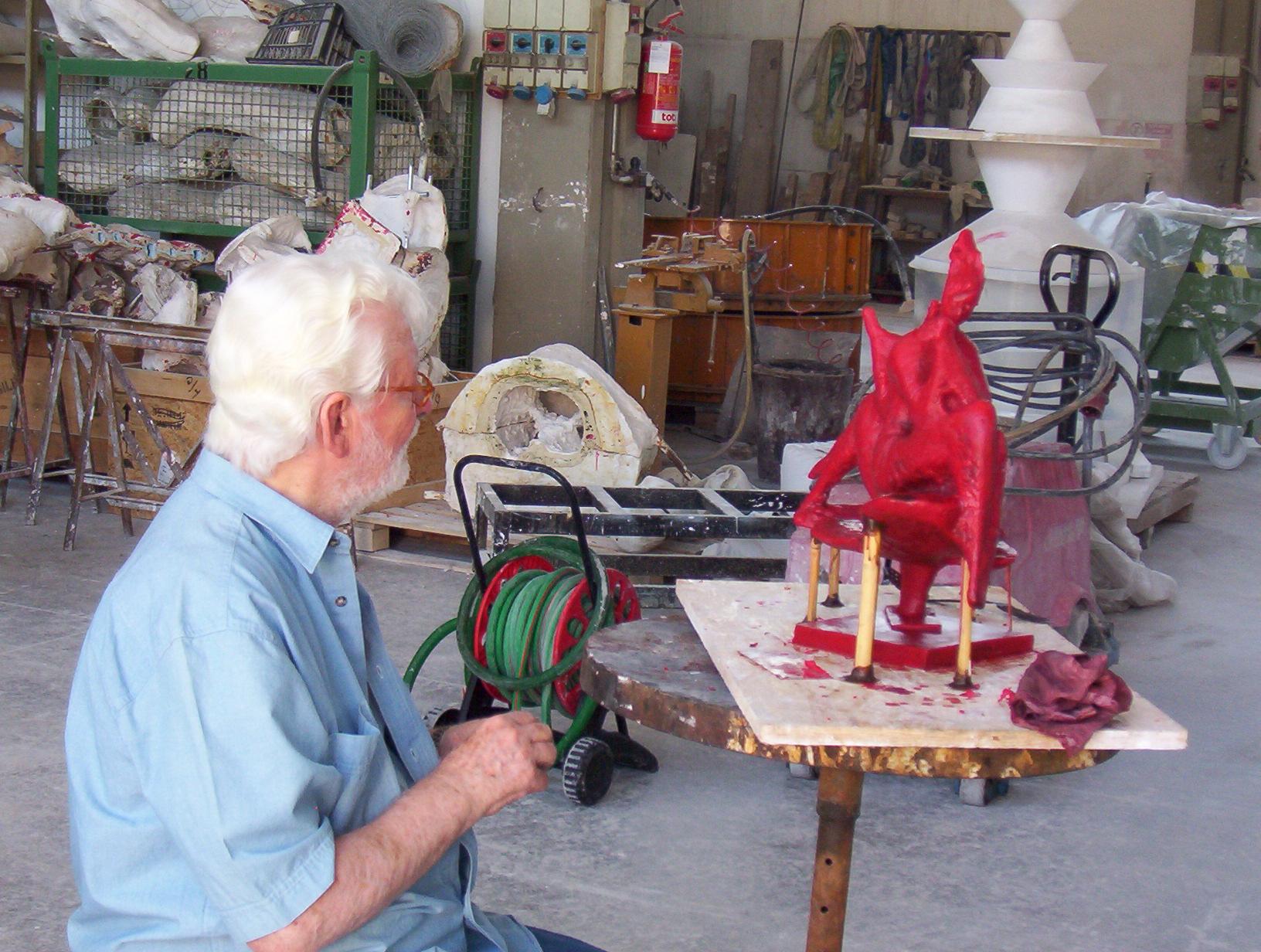 Vivarelli Jorio alla Salvadori Arte