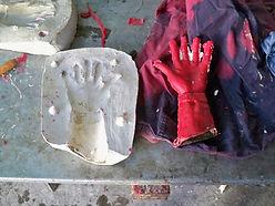 fonderia d'arte salvadori pistoia cera persa toscana bronzo statua scultura monumento