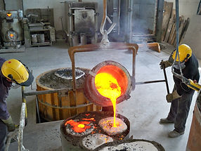 fonderia artistica fusione in bronzo alluminio ottone a cera persa statua monumento ritratto scultura